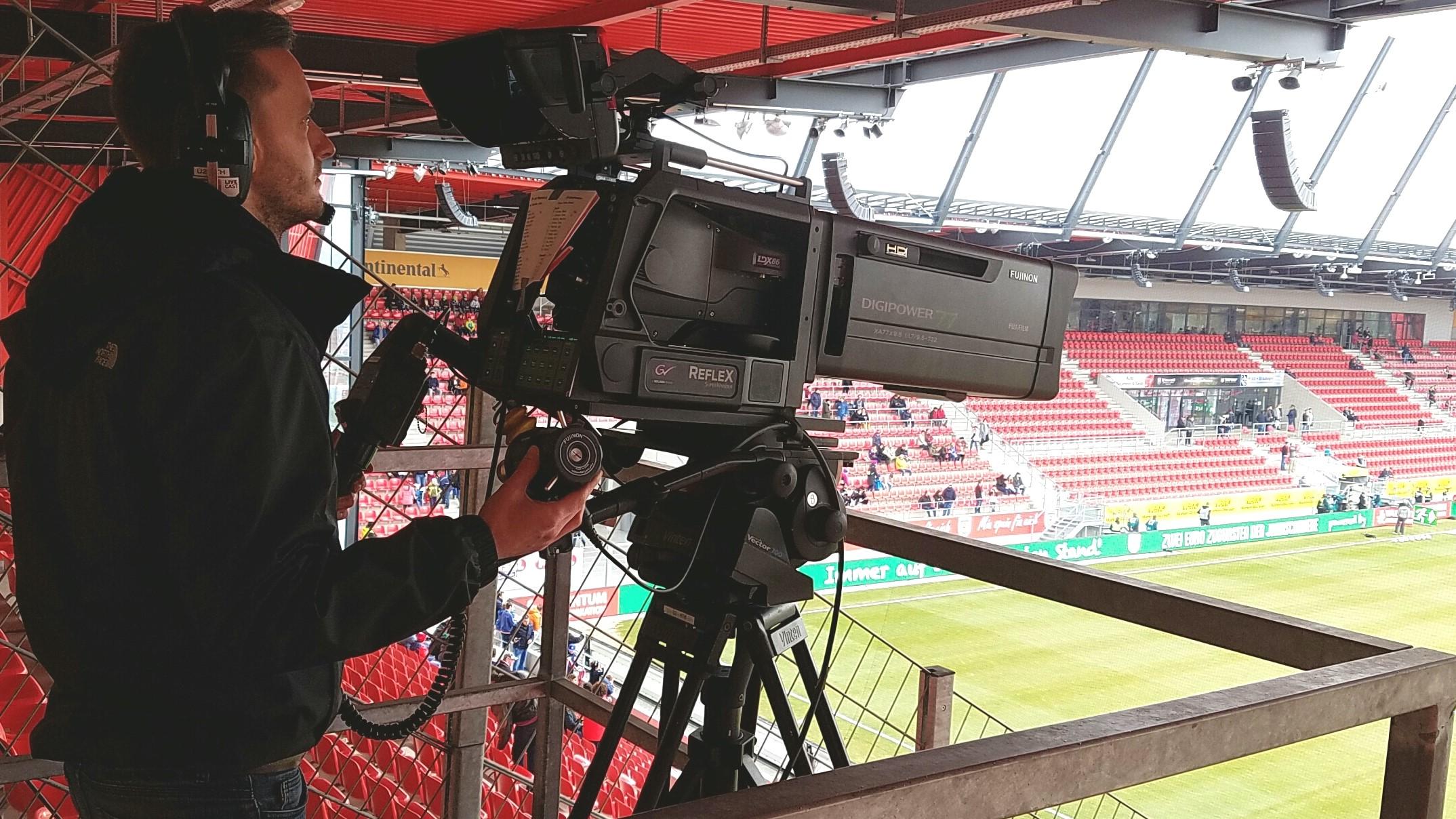 Sport-Verbund-Kamera